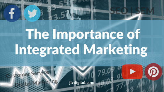 the importance of an integrated marketing Integration and multichannel are words on the lips of almost every marketer in the world whether you are an offline marketer or digital marketer, developing.